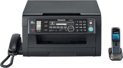 МФУ Panasonic KX-MB2051 (Black ) - общий вид