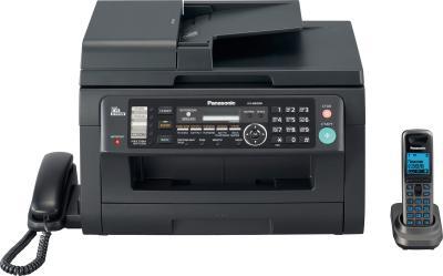 МФУ Panasonic KX-MB2061 Black - фронтальный вид