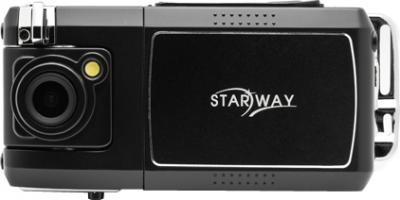 Автомобильный видеорегистратор Starway VU100 - фронтальный вид