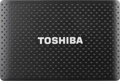 Внешний жесткий диск Toshiba Stor.E Partner 500GB Black (PA4272E-1HE0) - общий вид