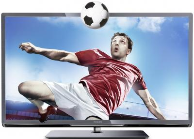 Телевизор Philips 55PFL5537T/12 - общий вид