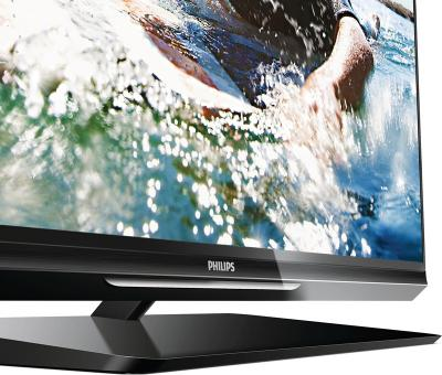 Телевизор Philips 55PFL6007T/12 - подставка