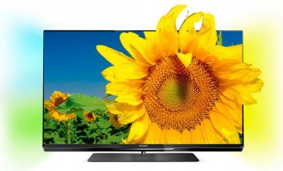Телевизор Philips 55PFL6007T/12 - общий вид