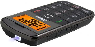 Мобильный телефон MaxCom MM450BB Plus - общий вид