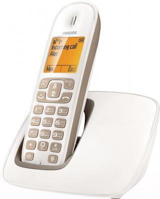 Беспроводной телефон Philips CD2901N - вид сбоку