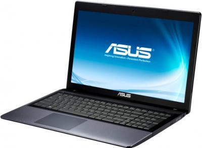 Ноутбук Asus X55VD-SX098D - общий вид