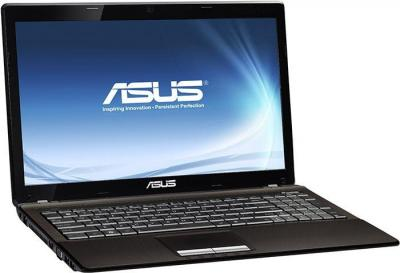 Ноутбук Asus X53U-SX345D - общий вид
