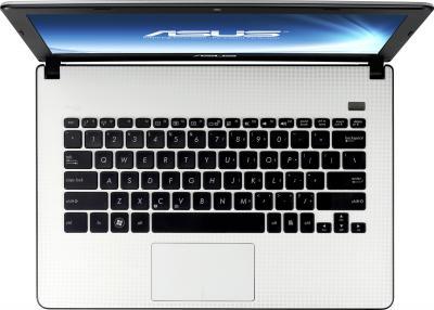Ноутбук Asus X301A-RX185D - вид сверху