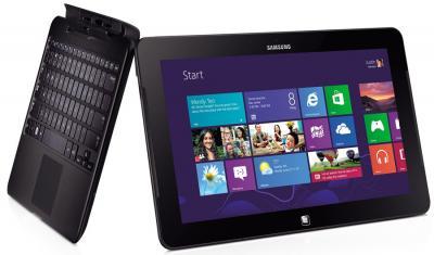 Планшет Samsung ATIV Smart PC Pro 128GB (XE700T1C-A02RU) - с клавиатурой