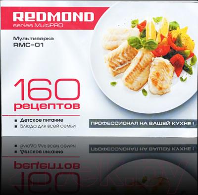 Мультиварка Redmond RMC-M01 - Рецепты