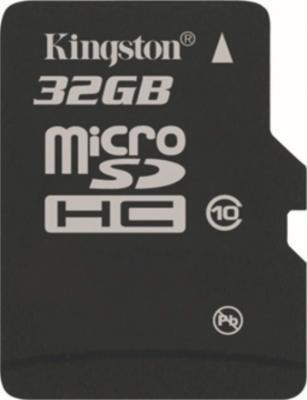 Карта памяти Kingston microSDHC (Class 10) 32GB +адаптер (SDC10/32GB) - общий вид