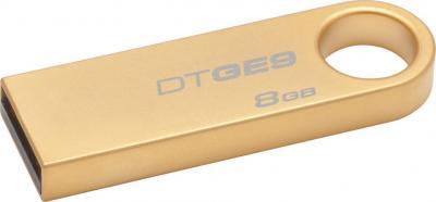 Usb flash накопитель Kingston DataTraveler GE9 8GB DTGE9/8GB (KC-U628G-3T) - общий вид