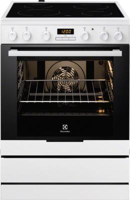 Кухонная плита Electrolux EKC6430AOW - общий вид