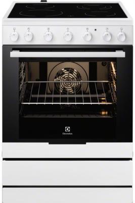 Кухонная плита Electrolux EKC6150AOW - общий вид