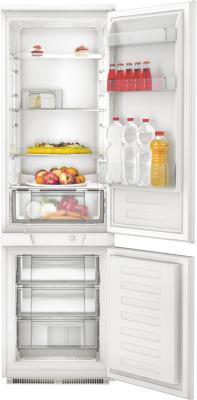 Холодильник с морозильником Hotpoint BCB 31 AA - общий вид