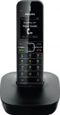 Беспроводной телефон Philips CD4801 - общий вид