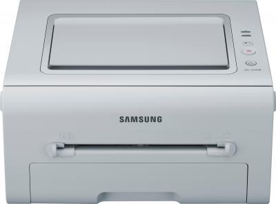 Принтер Samsung ML-2540R - фронтальный вид