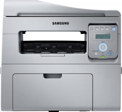 МФУ Samsung SCX-4650N - фронтальный вид