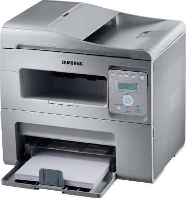 МФУ Samsung SCX-4650N - общий вид (открытый лоток)