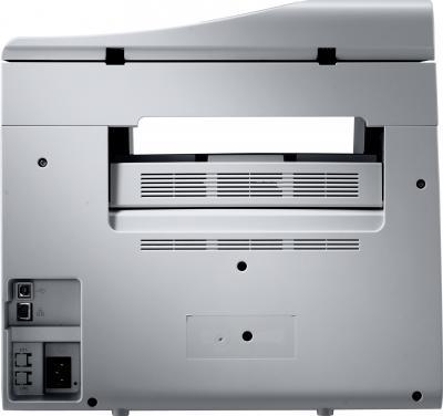 МФУ Samsung SCX-4650N - вид сзади