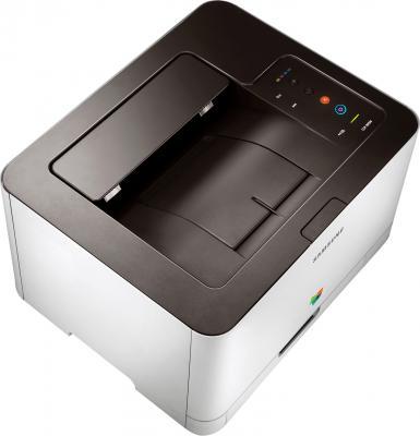 Принтер Samsung CLP-365W - вид сверху