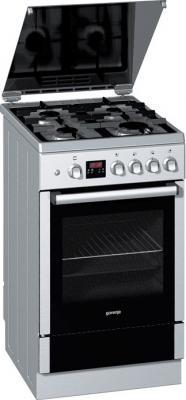Кухонная плита Gorenje GI52320AX - общий вид