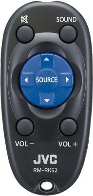 Бездисковая автомагнитола JVC KD-X70BTE - пульт ДУ
