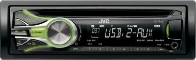 Автомагнитола JVC KD-R437EE - общий вид