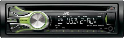 Автомагнитола JVC KD-R48EE - общий вид