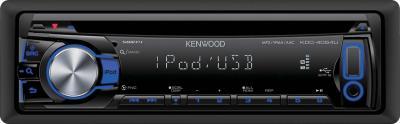 Автомагнитола Kenwood KDC-4054UB - вид спереди