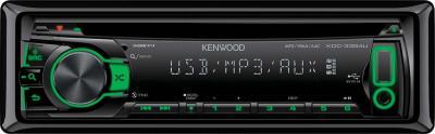 Автомагнитола Kenwood KDC-3354UGY - вид спереди