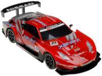 Радиоуправляемая игрушка MJX RC Nissan Fairlady Z GT500 (красный) -