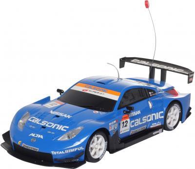 Радиоуправляемая игрушка MJX RC Nissan Fairlady Z GT500 (синий) - общий вид