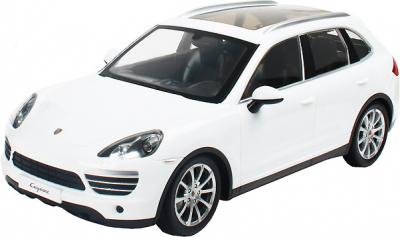 Радиоуправляемая игрушка MJX Porsche Cayenne (Белая) (8552A/BO) - общий вид