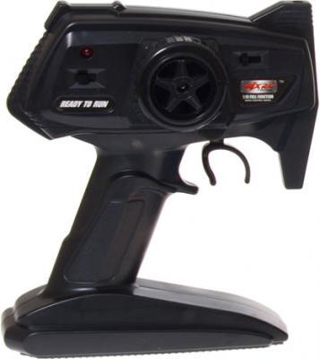 Радиоуправляемая игрушка MJX Porsche Cayenne (Оранжевая) - пульт
