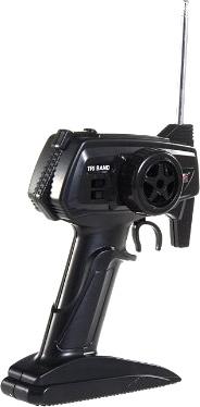 Игрушка на пульте управления MJX Audi Q7 8543B(BO) (графит) - пульт управления