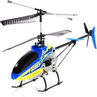 Радиоуправляемая игрушка MJX Вертолет F639 (F39 Shuttle) - общий вид