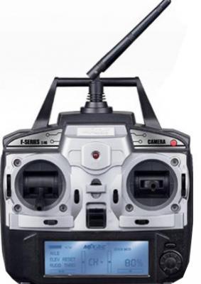 Радиоуправляемая игрушка MJX Вертолет F645 (F45 Shuttle) - пульт управления