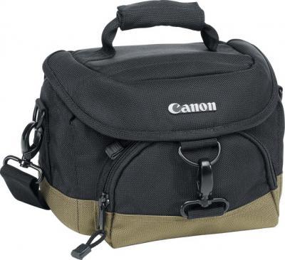 Зеркальный фотоаппарат Canon EOS 1100D Kit 18-55mm IS II Black (с комплектом SD 8GB+100EG+LC) - сумка Canon 100EG