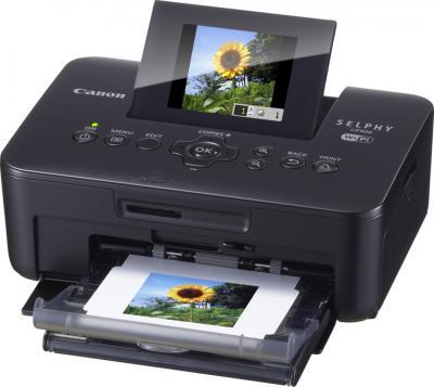 Принтер Canon SELPHY CP900 - общий вид