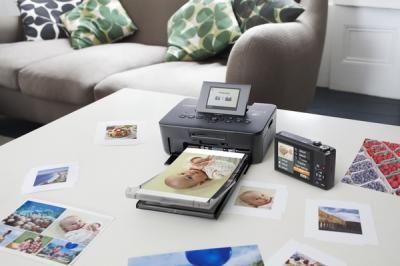 Принтер Canon SELPHY CP900 - в интерьере