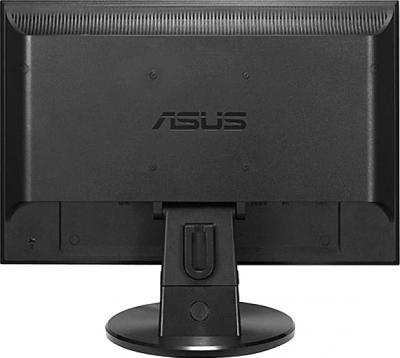 Монитор Asus VW199DR - вид сзади