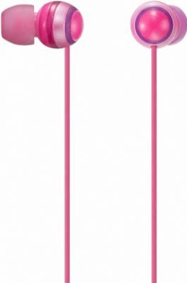 Наушники Sony MDR-EX40 Pink - общий вид