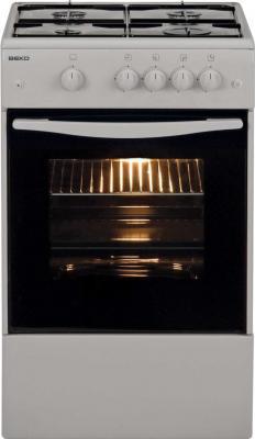 Кухонная плита Beko CG 41011 S - общий вид