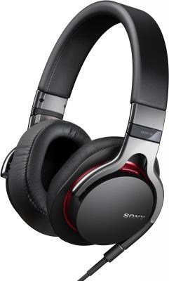 Наушники Sony MDR-1R Black - общий вид