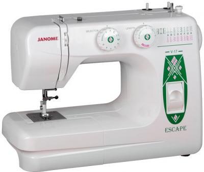 Швейная машина Janome Escape V-17 - общий вид