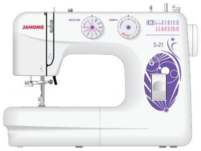 Швейная машина Janome S-21 - рисунок