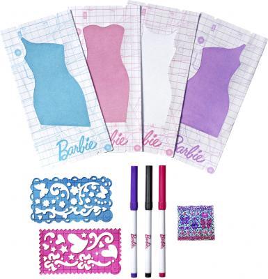 Кукла Mattel Барби Модная дизайн-студия (W3923) - в комплекте