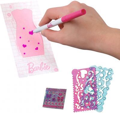 Кукла Mattel Барби Модная дизайн-студия (W3923) - общий вид