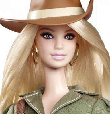 Коллекционная кукла Mattel Барби Австралия (X3902/W3321) - крупный план